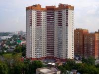 Новосибирск, улица Чехова, дом 111. многоквартирный дом