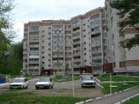 Новосибирск, улица Узорная, дом 1/1. многоквартирный дом