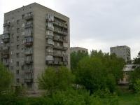 Новосибирск, улица Узорная, дом 3. многоквартирный дом