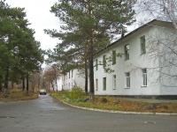 Новосибирск, улица Узорная, дом 6. многоквартирный дом