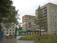 Новосибирск, улица Узорная, дом 7. многоквартирный дом