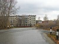 Новосибирск, улица Узорная, дом 8. многоквартирный дом