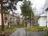 Новосибирск, улица Узорная, дом 13. многоквартирный дом