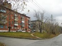Новосибирск, улица Узорная, дом 17. многоквартирный дом