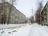 Novosibirsk, st Chapaev, house 3. Apartment house