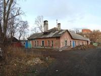 Новосибирск, улица Чапаева, дом 6. неиспользуемое здание