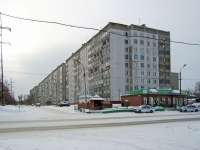 Novosibirsk, st Chapaev, house 7. Apartment house