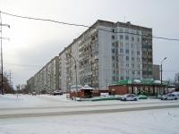 Новосибирск, улица Чапаева, дом 7. многоквартирный дом