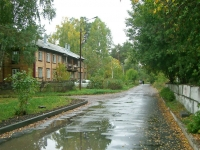 Novosibirsk, st Shaturskaya, house 5. Apartment house