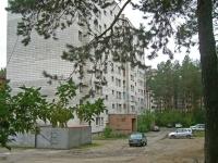 Новосибирск, улица Шатурская, дом 9. многоквартирный дом