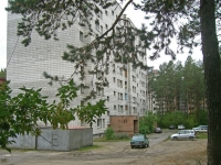 Novosibirsk, st Shaturskaya, house 9. Apartment house