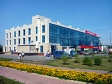 Commercial buildings of Omsk