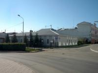 Омск, Больничный пер, дом 4