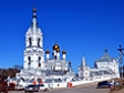 Religious building of Perm