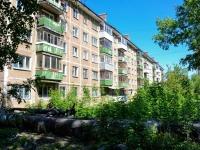 Пермь, улица Краснополянская, дом 4. многоквартирный дом