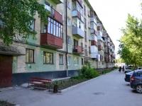 Пермь, улица Краснополянская, дом 9. жилой дом с магазином