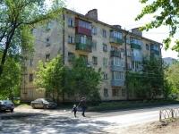 Пермь, улица Краснополянская, дом 10. жилой дом с магазином