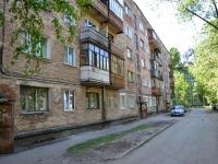 Пермь, улица Краснополянская, дом 13. многоквартирный дом