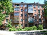 Пермь, улица Краснополянская, дом 15. жилой дом с магазином