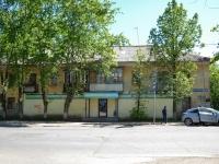 Пермь, улица Краснополянская, дом 20. жилой дом с магазином