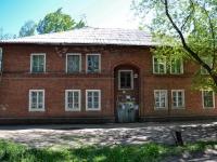 Пермь, улица Косьвинская, дом 4. многоквартирный дом