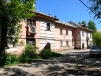 Пермь, улица Загарьинская, дом 3. многоквартирный дом