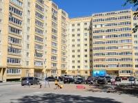 Пермь, улица Серпуховская, дом 6. многоквартирный дом