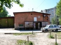 Пермь, улица Серпуховская, дом 7А. хозяйственный корпус