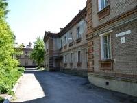 Пермь, Ашапский переулок, дом 4. многоквартирный дом