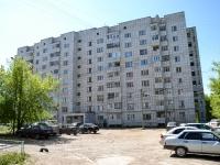 Пермь, улица Козьмы Минина, дом 7. общежитие