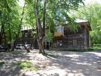 Пермь, улица Козьмы Минина, дом 11А. многоквартирный дом