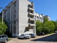 Пермь, улица Коломенская, дом 34. общежитие