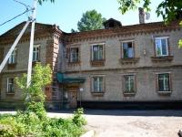Пермь, улица Пихтовая, дом 8. многоквартирный дом