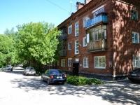 Пермь, улица Пихтовая, дом 14. многоквартирный дом