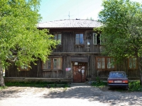 Пермь, улица Пихтовая, дом 36. многоквартирный дом