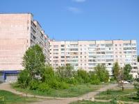 Пермь, улица Колхозная 1-я, дом 4. многоквартирный дом