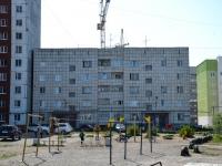 Пермь, улица Есенина, дом 3/4. многоквартирный дом