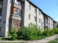 Пермь, улица Есенина, дом 13. многоквартирный дом