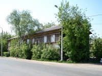Пермь, улица Маяковского, дом 16. многоквартирный дом