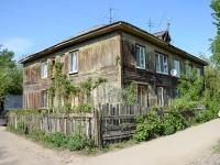 Пермь, улица Маяковского, дом 24. многоквартирный дом