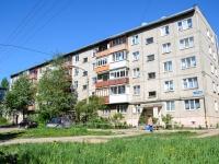Пермь, улица Балхашская, дом 209. многоквартирный дом