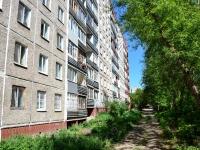 Пермь, улица Запорожская, дом 21. многоквартирный дом