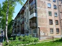 Пермь, улица Патриса Лумумбы, дом 1. многоквартирный дом