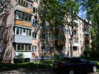 Пермь, улица Патриса Лумумбы, дом 3. многоквартирный дом