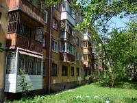 Пермь, улица Патриса Лумумбы, дом 13. многоквартирный дом