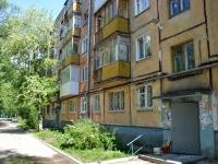 Пермь, улица Патриса Лумумбы, дом 17. многоквартирный дом