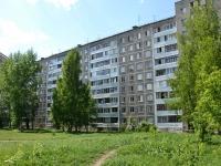 Пермь, улица Холмогорская, дом 2А. многоквартирный дом