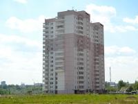Пермь, улица Холмогорская, дом 2В. многоквартирный дом