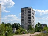 Пермь, улица Холмогорская, дом 3. многоквартирный дом