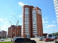 Пермь, улица Холмогорская, дом 4Б. многоквартирный дом